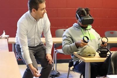 Art and Virtual Reality Classes