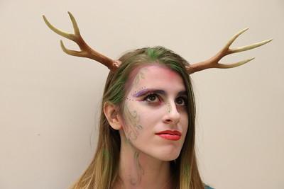 Costume & Makeup Class