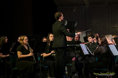 Wind Ensemble Fall Concert