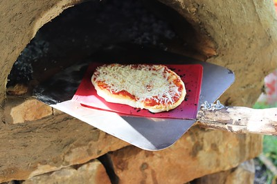 Cob Oven Last Layer