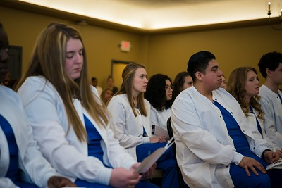 2020 Nursing Convocation 16