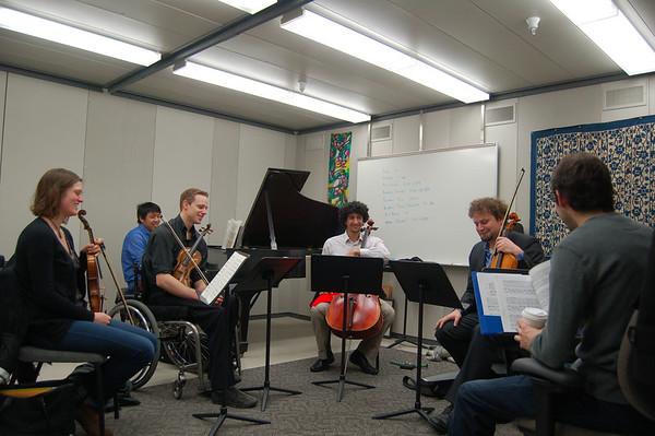 Linden Quartet Residency