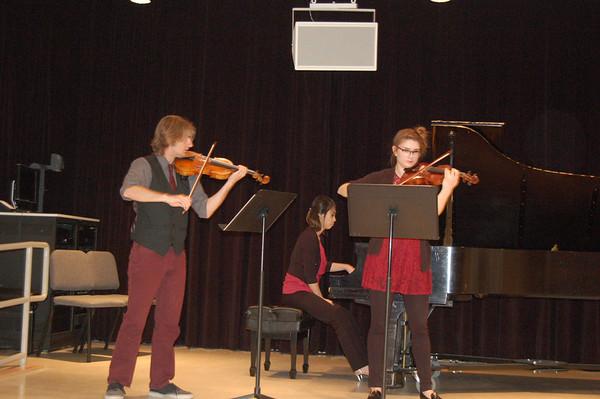 Student Chamber Music Recital