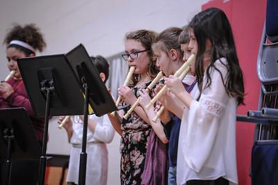 3-22-19 Bluffton Schools Spring Chicken BBQ concert-102