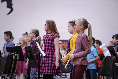 3-22-19 Bluffton Schools Spring Chicken BBQ concert-109