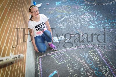 5-24-16 5th grade sidewalk chalk (Class of '23 - Erik's class)-33