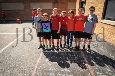 5-24-16 5th grade sidewalk chalk (Class of '23 - Erik's class)-66