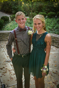 9-23-17 Simon Derstine and Taylor Schwab - Freshman Homecoming-5