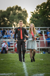 9-28-18 Bluffton HS Homecoming Court-Game-61