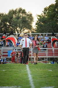 9-28-18 Bluffton HS Homecoming Court-Game-43