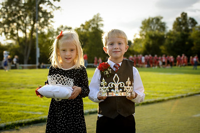 9-28-18 Bluffton HS Homecoming Court-Game-19