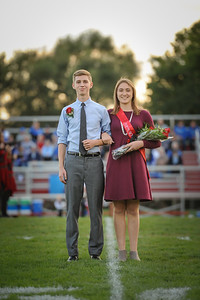 9-28-18 Bluffton HS Homecoming Court-Game-81