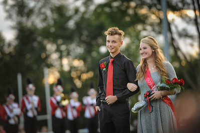 9-28-18 Bluffton HS Homecoming Court-Game-82