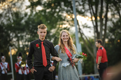 9-28-18 Bluffton HS Homecoming Court-Game-67