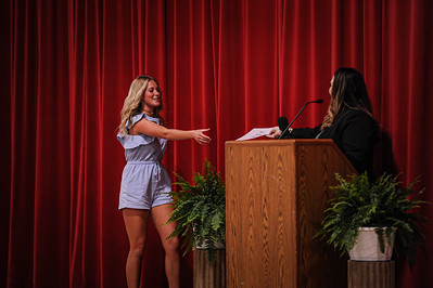 5-14-21 Bluffton High School - Academic Awards Program-10