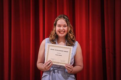 5-14-21 Bluffton High School - Academic Awards Program-26