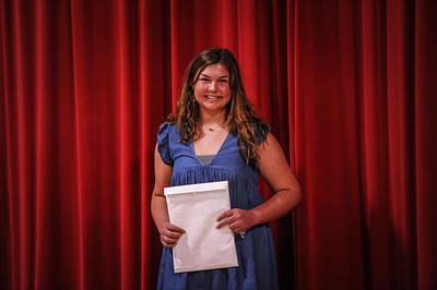 5-14-21 Bluffton High School - Academic Awards Program-30