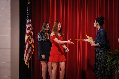 5-14-21 Bluffton High School - Academic Awards Program-19