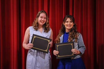 5-14-21 Bluffton High School - Academic Awards Program-23