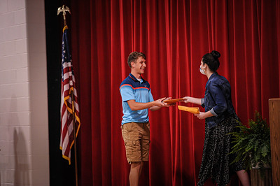 5-14-21 Bluffton High School - Academic Awards Program-18