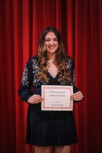 5-14-21 Bluffton High School - Academic Awards Program-15