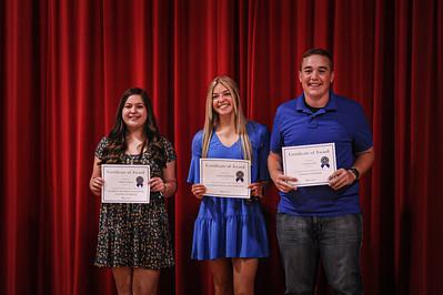 5-14-21 Bluffton High School - Academic Awards Program-6
