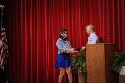 5-14-21 Bluffton High School - Academic Awards Program-16