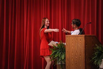 5-14-21 Bluffton High School - Academic Awards Program-31