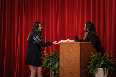 5-14-21 Bluffton High School - Academic Awards Program-14