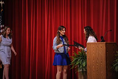 5-14-21 Bluffton High School - Academic Awards Program-21