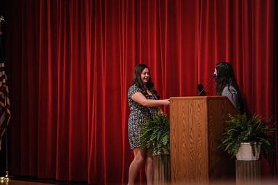5-14-21 Bluffton High School - Academic Awards Program-5