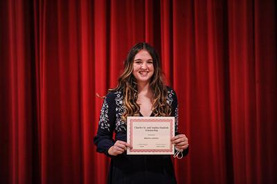 5-14-21 Bluffton High School - Academic Awards Program-24