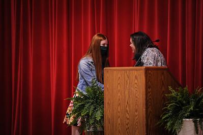 5-14-21 Bluffton High School - Academic Awards Program-27