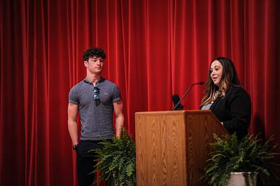 5-14-21 Bluffton High School - Academic Awards Program-12