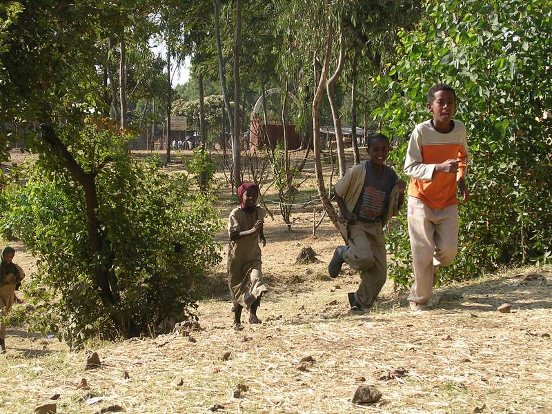 We're great runners, we Ethiopians