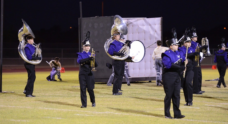 Cheer Pom Band-20
