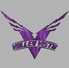VV lightning logo