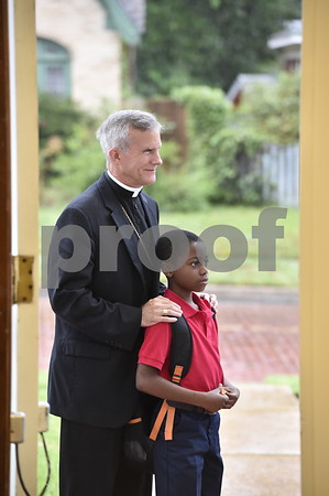 8/17/16 First Day Of School At St. Gregory & T.K. Gorman Catholic Schools by Andrew D. Brosig & Cory McCoy