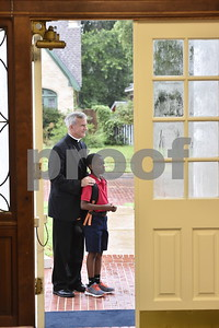 First Day of School - St. Gregory Cathedral School