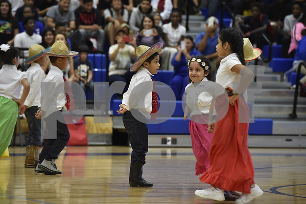 Boulter MS Hispanic Heritage Program