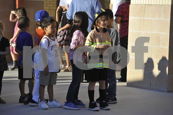 Rice Elementary Career Day