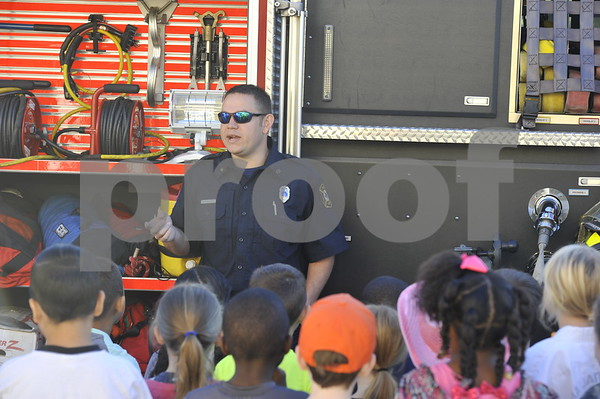 Rice Elementary Career Day