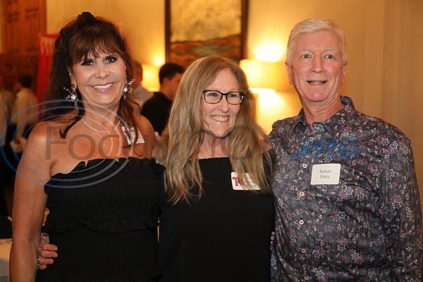 Debbie Musslewhite Goldwater, Jill Graham Kinsey, and Robert Parks