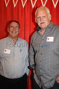 Keith Arnold and Chris Bowman