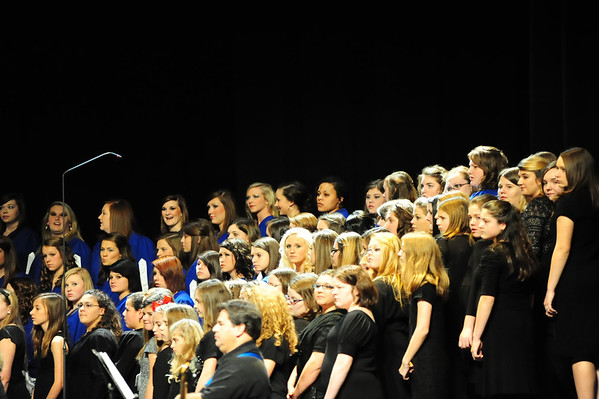 12/10/11 choir concert