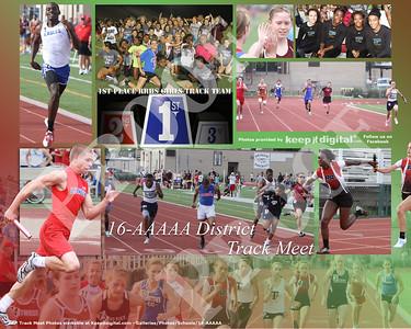 District Track Meet 2012 - Pt 1