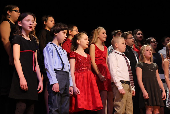 '16 Cardinal 5th and 6th Grade Choir Concert