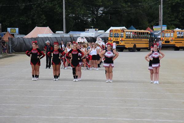 '18 Cardinal High School Band at Band-O-Rama!