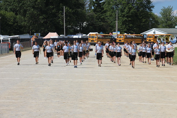 '18 Kenston High School Band at Band-O-Rama!