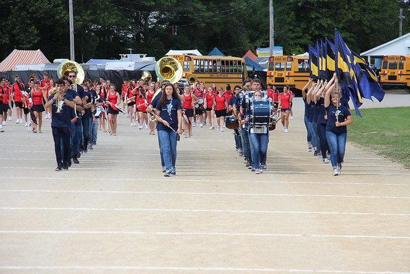 '18 NDCL Band at Band-O-Rama!